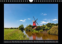 Fischerdorf Greetsiel. Bezauberndes Warfendorf der Krummhörn (Wandkalender 2019 DIN A4 quer) - Produktdetailbild 9
