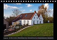 Fischerdorf Greetsiel. Bezauberndes Warfendorf der Krummhörn (Tischkalender 2019 DIN A5 quer) - Produktdetailbild 10