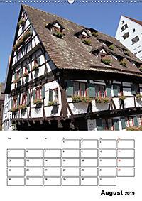 Fischerviertel in Ulm (Wandkalender 2019 DIN A2 hoch) - Produktdetailbild 8