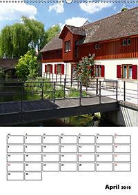 Fischerviertel in Ulm (Wandkalender 2019 DIN A2 hoch) - Produktdetailbild 4