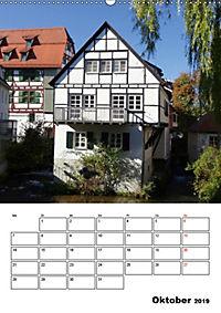 Fischerviertel in Ulm (Wandkalender 2019 DIN A2 hoch) - Produktdetailbild 10