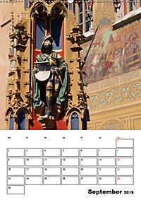Fischerviertel in Ulm (Wandkalender 2019 DIN A2 hoch) - Produktdetailbild 9