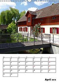 Fischerviertel in Ulm (Wandkalender 2019 DIN A3 hoch) - Produktdetailbild 4