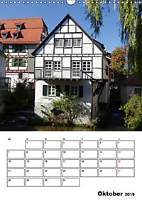 Fischerviertel in Ulm (Wandkalender 2019 DIN A3 hoch) - Produktdetailbild 10