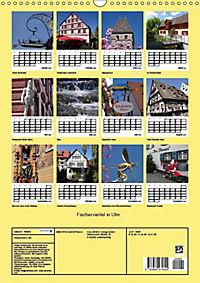 Fischerviertel in Ulm (Wandkalender 2019 DIN A3 hoch) - Produktdetailbild 13