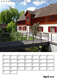 Fischerviertel in Ulm (Wandkalender 2019 DIN A4 hoch) - Produktdetailbild 4