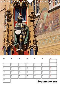 Fischerviertel in Ulm (Wandkalender 2019 DIN A4 hoch) - Produktdetailbild 9