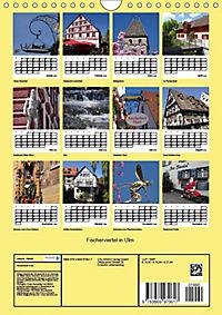 Fischerviertel in Ulm (Wandkalender 2019 DIN A4 hoch) - Produktdetailbild 13