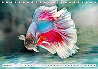 Fischwelt - Artwork (Tischkalender 2019 DIN A5 quer) - Produktdetailbild 2