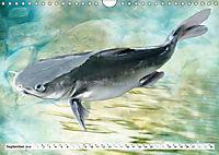 Fischwelt - Artwork (Wandkalender 2019 DIN A4 quer) - Produktdetailbild 9