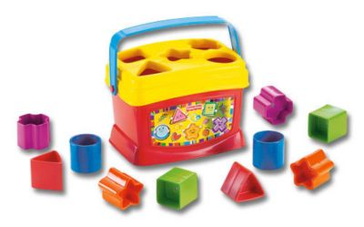 Fisher Price Babys erste Bausteine, Fisher-Price®