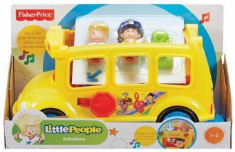 Fisher-Price Little People Schulbus, Fisher-Price®