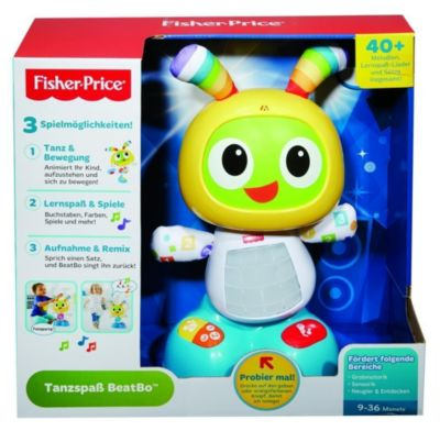 Fisher-Price Tanzspaß BeatBo