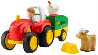 Fisher Price - Traktor
