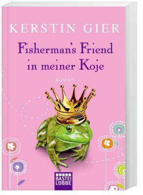 Fisherman's Friend in meiner Koje - Kerstin Gier |