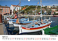 Fishing Ports of Provence and the Côte d'Azur (Wall Calendar 2019 DIN A3 Landscape) - Produktdetailbild 4