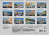 Fishing Ports of Provence and the Côte d'Azur (Wall Calendar 2019 DIN A3 Landscape) - Produktdetailbild 13