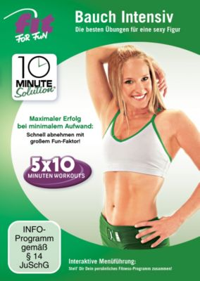 Fit for Fun - 10 Minute Solution: Bauch intensiv, Fit For Fun-10 Minute Solution