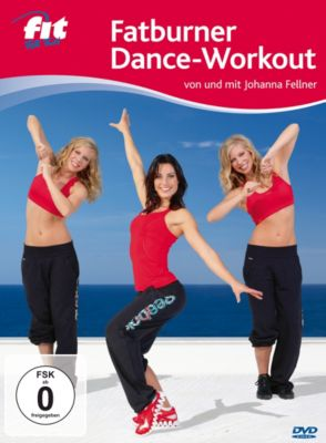 Fit for Fun - Fatburner Dance-Workout, Johanna Fellner, Miller Twins