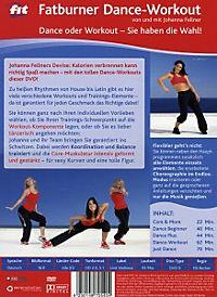 Fit for Fun - Fatburner Dance-Workout - Produktdetailbild 1