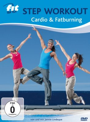 Fit For Fun: Step Workout - Cardio & Fatburning, Diverse Interpreten