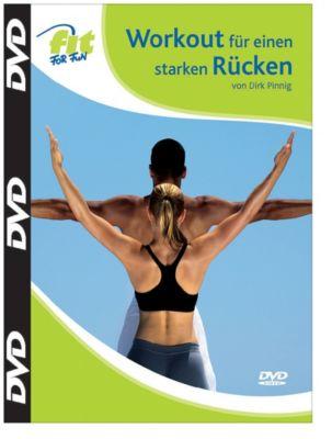 Fit for Fun - Workout für einen starken Rücken, Dirk Pinnig