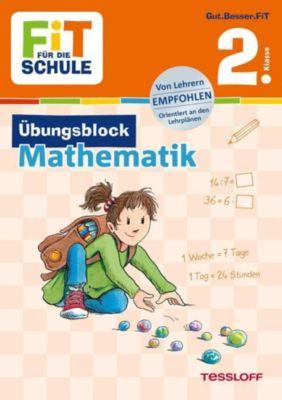 Fit für die Schule: Übungsblock Mathematik 2. Klasse - Werner Zenker pdf epub