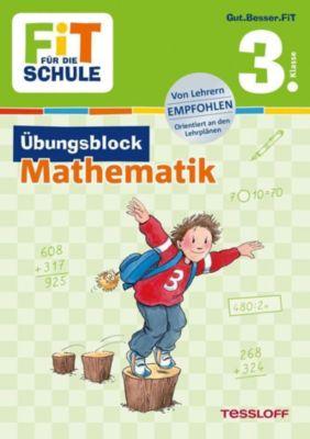 Fit für die Schule: Übungsblock Mathematik 3. Klasse - Werner Zenker pdf epub