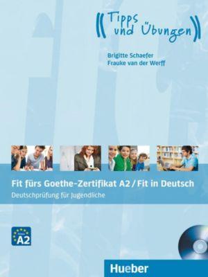 Fit Fürs Goethe Zertifikat A2 Fit Für Deutsch Deutschprüfung Für