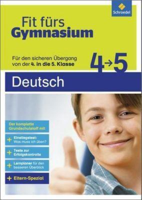 Fit fürs Gymnasium - Deutsch, Brigitte Endres