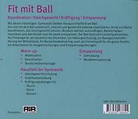 Fit mit Ball, 1 Audio-CD - Produktdetailbild 1