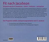 Fit nach Jacobson - Progressiv entspannen, 1 Audio-CD - Produktdetailbild 1