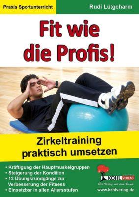 Fit wie die Profis!, Rudi Lütgeharm