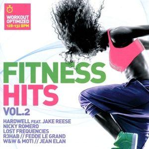 Fitness Hits Vol.2, Diverse Interpreten