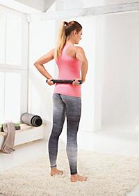 Fitness-Set FaszienPlus+ Fitnessrolle und Massageroller, 2er-Set - Produktdetailbild 4