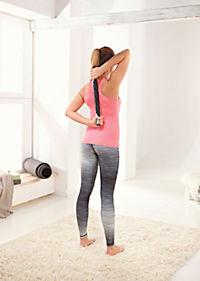 Fitness-Set FaszienPlus+ Fitnessrolle und Massageroller, 2er-Set - Produktdetailbild 5