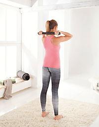 Fitness-Set FaszienPlus+ Fitnessrolle und Massageroller, 2er-Set - Produktdetailbild 6
