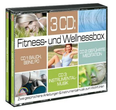 Fitness- und Wellnessbox