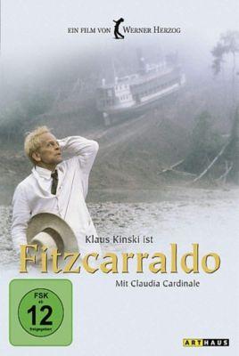 Fitzcarraldo, DVD