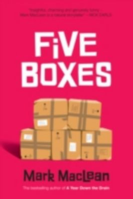 Five Boxes, Mark MacLean