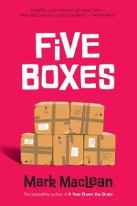 Five Boxes, Mark MacLean