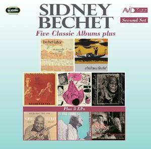 Five Classic Albums Plus, Sidney Bechet