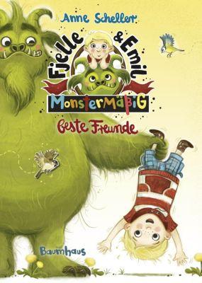 Fjelle & Emil - Monstermäßig beste Freunde - Anne Scheller pdf epub
