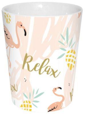 Flamingo Becher Relax, ca. 300 ml