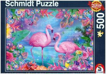Flamingos (Puzzle)