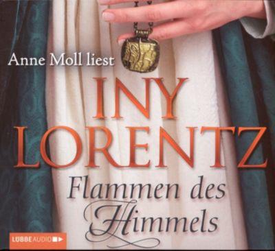 Flammen des Himmels, 6 CDs, Iny Lorentz