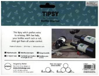 Flaschenhalter Tipsy