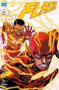 Flash (2. Serie) - Wenn die Hölle gefriert, Joshua Williamson, Howard Porter, Scott McDaniel, Pop Mhan, Michael Moreci, Scott Kolins