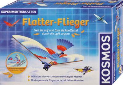 Flatter-Flieger (Experimentierkasten)