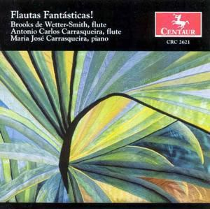 Flautas Fantasticas, Brooks De Wetter-smith